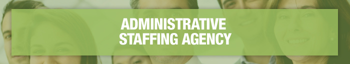 frontline administrative staffing