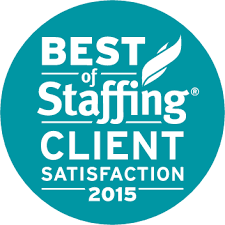 Frontline Source Group Best Staffing Agency 2015