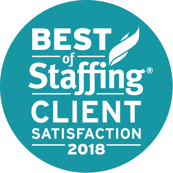 Frontline Source Group Temporary Staffing Agency Best Staffing Agency Award 2018